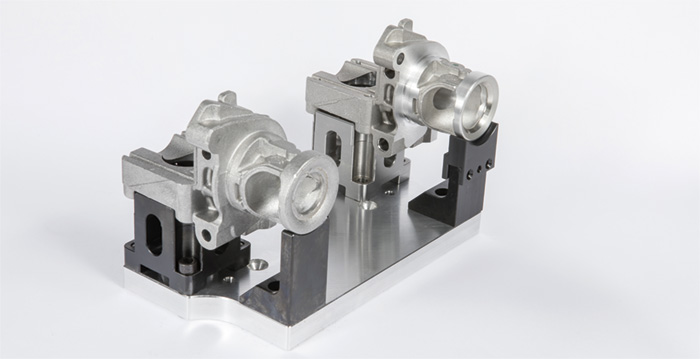 machining of parts in all types of materials